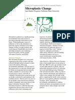 microplastic stakeholders