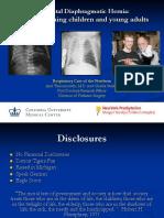 7. Congenital Diaphragmatic Hernia