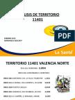 Analisis de Territorio 11401 Diciembre 2012