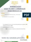 Enfermedades Vasculares Cerebrales Hemorragicas