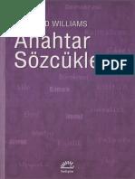 Raymond Williams - Anahtar Sözlükler