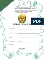 Analisis de La Ley 30714 Pnp Del Peru (Articulo 23 Al Articulo 26)