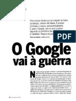 Revista Exame O Google Vai a Guerra 1
