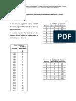 7_Practica en Clase - Proyecciones de Demanda, Insumos y Elasticidad Precio e Ingreso