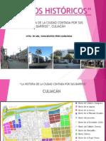 Barrios de La Zona Centro Culiacan