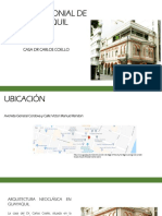 1casa Patrimonial de Guayaquil