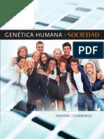 Genetica Humana y Sociedad