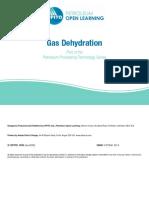 Gas Dehydration