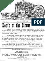 Circus Report 20 Sep 1976