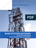 Tongyu Antenna Catalogue 2017 En