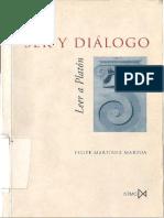 Martinez Marzoa F. - Ser y Dialogo - Leer a Platon (2).pdf