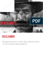 2013_ISACA_Presentation - Black Hats Final (Amin & Marcus)