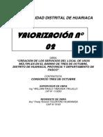 Informe Tecnico Val 02