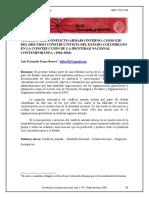 Ea1 Negacion Del Conflicto Armado Interno