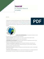 Factores de Éxito y Prácticas Claves de Emprendimientos