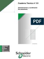 Cuderno Técnico N° 151-Sobretensiones y Coordinación del Aislamiento