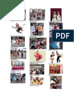 danzas y platos tipicos del peru