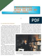 Historia Del Peru El Peru Contemporaneo