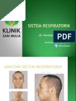 Sistem Respiratorik