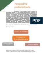 La Perspectiva Transdisciplinaria