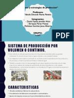 Sistemas y Estrategias de Produccion