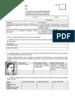 2° Evaluación lectura complementaria Carlos Pesoa Véliz