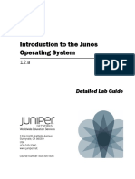 Introduction to the Junos Operating System - 12.A_Lab Guide Details