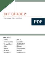 DHF GRADE 1
