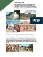 Periodos de La Historia Maya y Su Linea de Tiempo