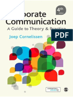 Corporate Communication a Guide to Theory and Practice