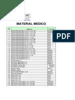 Megamedical Material Medico