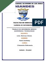 ENFERMERIA QUIRURGUICA