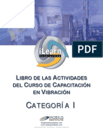 Cuaderno Curso - CAT I Activity Book Spanish With Cover