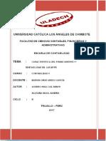 INTRODUCCIÓN de La Monografia Completo Con Cuerpo