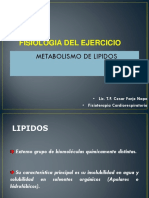 IV Clase de Fisiologia Del Ejercicio