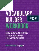 The Vocabulary Builder Workbook - Magoosh-1