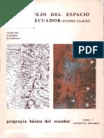 Libro Manejo Del Espacio Ecuador
