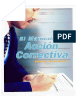 El Manual de La Accion Correctiva
