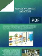 Residuos Industriales Radiactivos