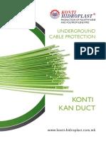 Broshura Cevki Underground Cable_EN