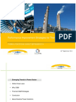 Performance Improvement Strategies of Thermal O&M