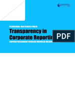 IT Corporate Reporting PPT