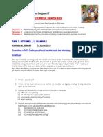 Assignment OC 1-4 Feb 2018