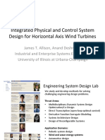 Session 9 Allison Integrated Physical Control System Design Horizontal Axis Wind Turbines