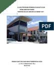 Laporan Evaluasi Program Kerja Pmkp 2017 Asli