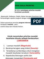 Penetapan Skala Prioritas Klh Ke 4 (1)