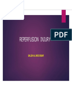 Reperfusion Injury - Saleh Al Mochdar