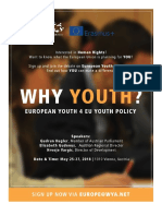 Program - European Youth 4 EU Youth Strategy
