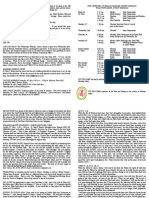 notice sheet 20th may 2018