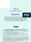 Ias 16 Project
